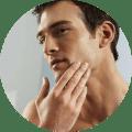 Хорошая эластичность кожи. Массажные масла быстро проникают в кожу, питают ее и помогают избавиться от растяжек.